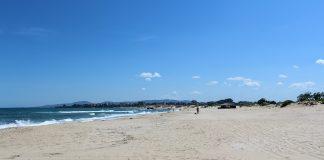 Plaża w Primorsko