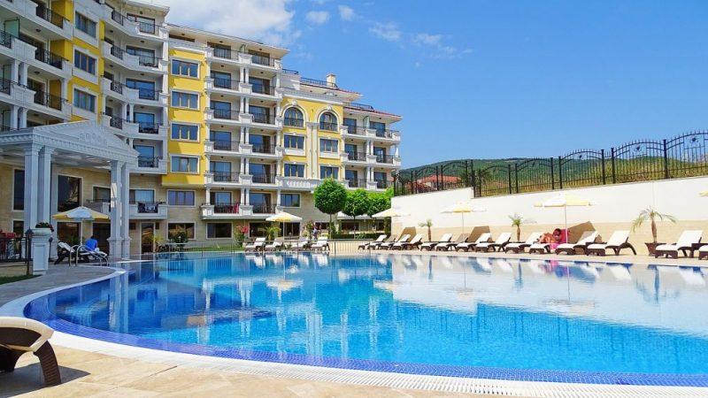 Ceny hoteli i noclegów w Bułgarii