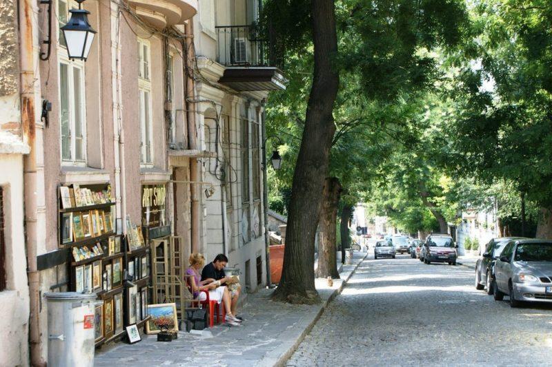 Ceny w sklepach w Bułgarii