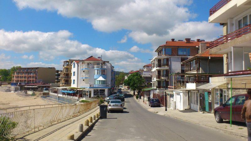 Plaże w Sozopolu